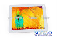 9.7 inch rk3188 quad-core ARM cortex A9 android 4.2 tablet pc manual