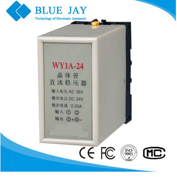 WY1A Transistor DC Regulator