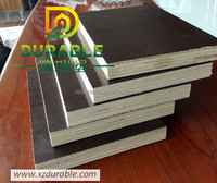 Hot Selling Shuttering Plywood 18mm Waterproof Brown Film Faced Plywood