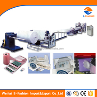 Plastic Film Machine For PE Foam Sheet Extruder