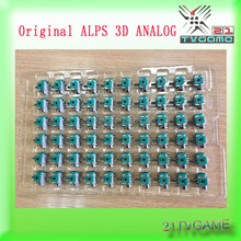 Original NEW ALPS 3D Analog Joysticks for Xboxone/PS4/<strong>Wii</strong> U