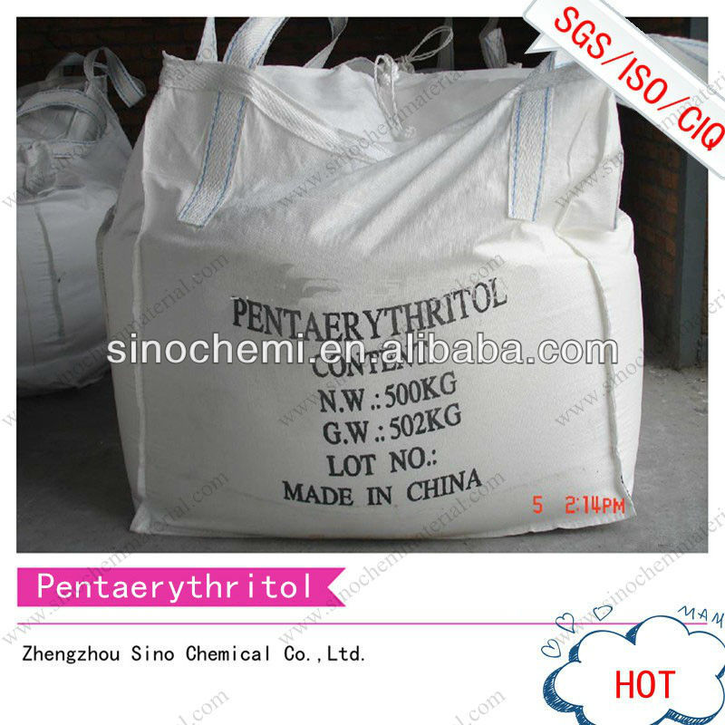 White Crystalline 98% Pentaerythritol Powder For Pigment Industry