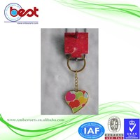 Valentine's Day Handmade Beautiful Love Keyring For Lovers