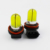 New special auto fog lights 9005 high power COB startfruit shape led headlight 9006 led lamps for car