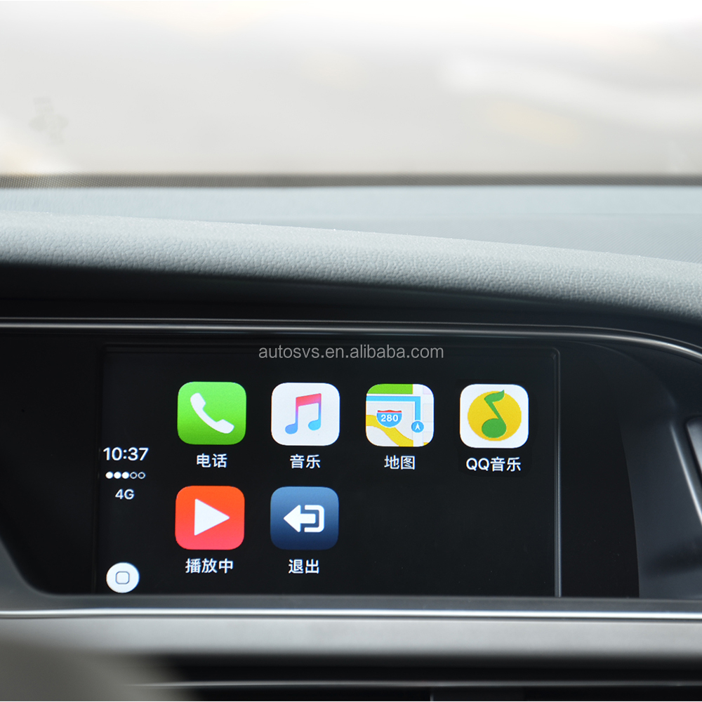 Unichip Carplay Box For Audi A Buy Carplay Box For Audi A - Audi car play