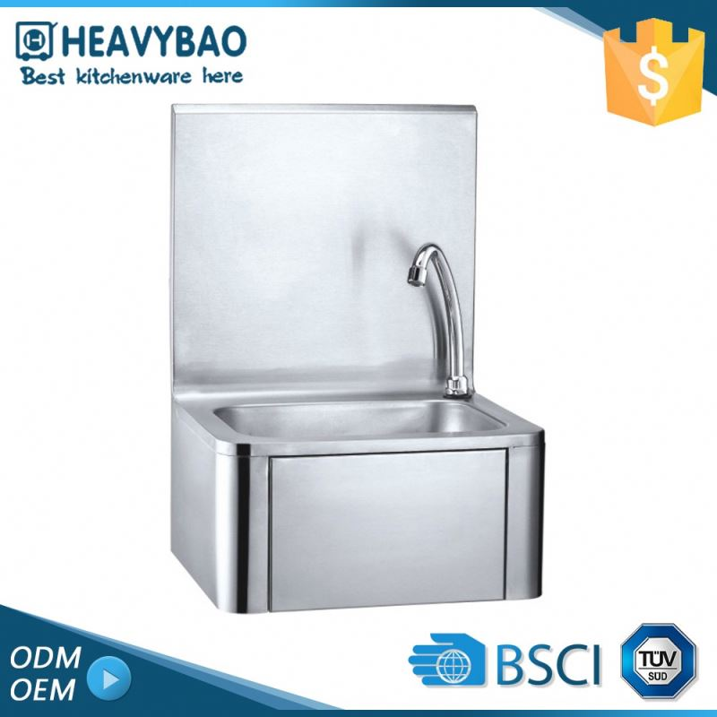 Heavybao Samples Are Available Stainless Steel Round Hospital Sink Deep Basin