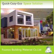 Field Style Multi-Storey Economical A Frame Modular Homes