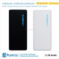 Factory Direct Wholesale 2016's Best Power Banks 20000mAh External Batteries for iPhone7 for Huawei Honor 8 mate8 for Samsung