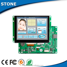 4.3 inch car tv monitor touch screen for industrial