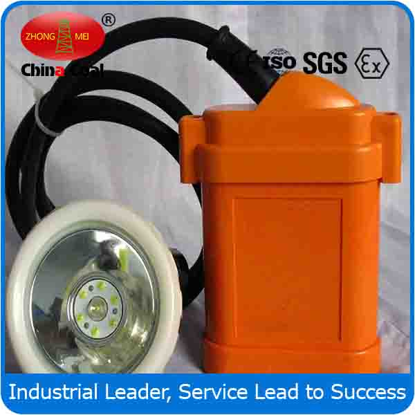 Hot Selling 4Ah Lithium Ion Battery Usa Led 1W/3W Kl4Lm Led Coal Mining Lamp