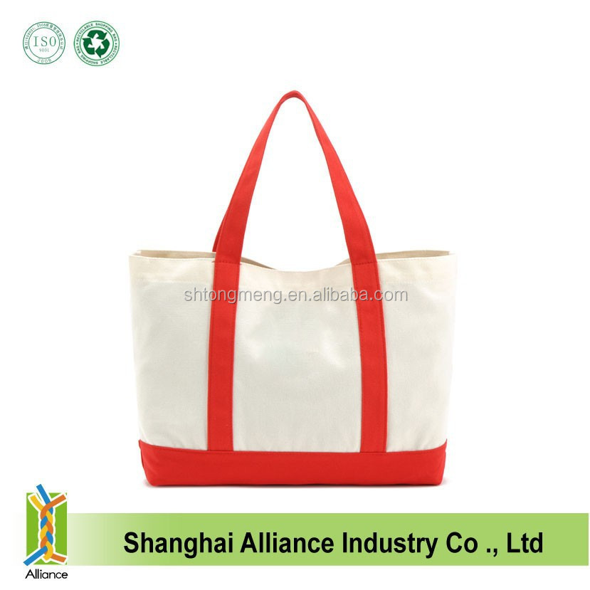 Customized Cotton Canvas Blank Tote Bag/Natural Cotton Bags Promotion/Recycle Organic Cotton Tote Bags Wholesale