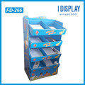 Customize Cardboard Display Rack for folder/office supplies