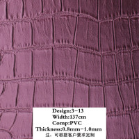PVC Camouflage Leather Fabric For Upholstery