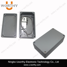 Professional China OEM Manufacturer Supply Heavy Duty Die Casting Metal Enclosure Waterproof Aluminum Control Box