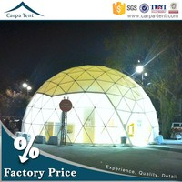 Durable Relocatable Canopy 150 Seaters Party Event Dome Tent Sale To Arab