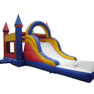 Energy Saving bounce house bouncing castles combo inflatable