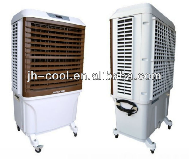 Popular in Europe! air cooler water less