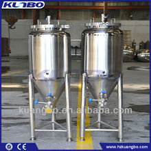 Alcohol Processing Types Stainless Steel Micro Brewing Fermenter