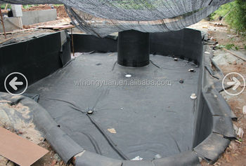ASTM EPDM liner for pond