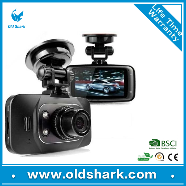 OldShark FHD 1080P 3-inch Car Dash Camera with 32GB SD Card