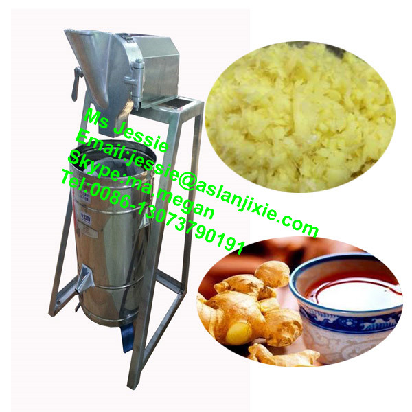 Ginger processing machine/Ginger juice machine/ginger juice extraction machine