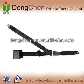 auto parts car seat belt,safety belt for driver seat,minibus safety seat belt