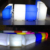 standard kerbstone sizes lighting plastic road side Pavement led parking curb stone