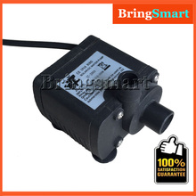 JT-280AT Micro DC Brushless Submersible Water Pump 12v Circulating Computer Cooling Pumps Solar Fountain Pump 24v