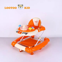 Alibaba Trade Assurance new model baby walker with rocker for lovely baby activity walker baby