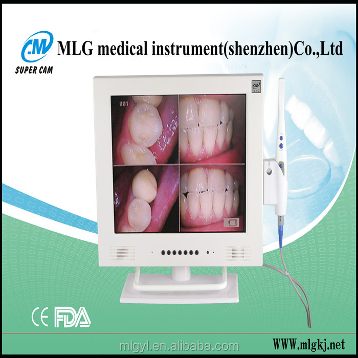 M-958A 15inch New type LCD screen and WIFI function wireless camera dental unit
