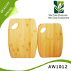 Safety material high grade bamboo bbq cutting chopping block
