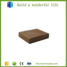 Decorative Pressure Treated Wood and Coconut Timber External Floor Covering