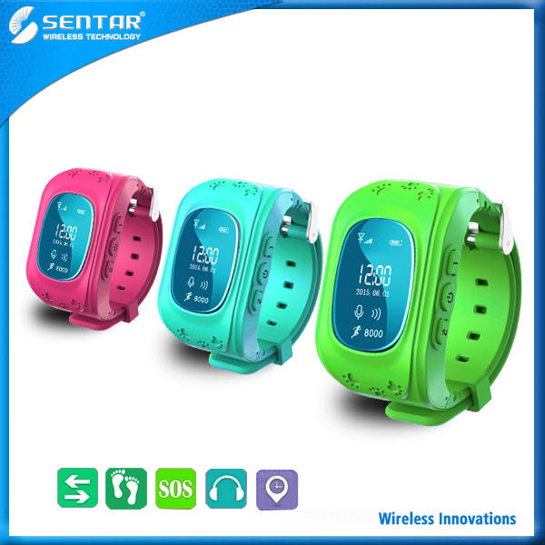Fashion Wrist Watch GPS Tracking Device For Kids,Bracelet With GPS For Children,GPS Tracking Wristwatch