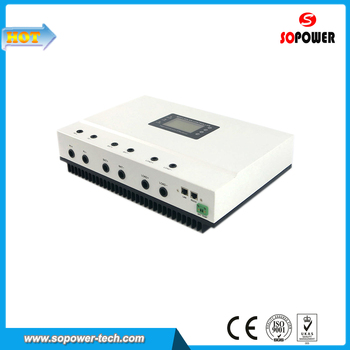 80 Amp MPPT Battery Charging Charge Controller in PV System
