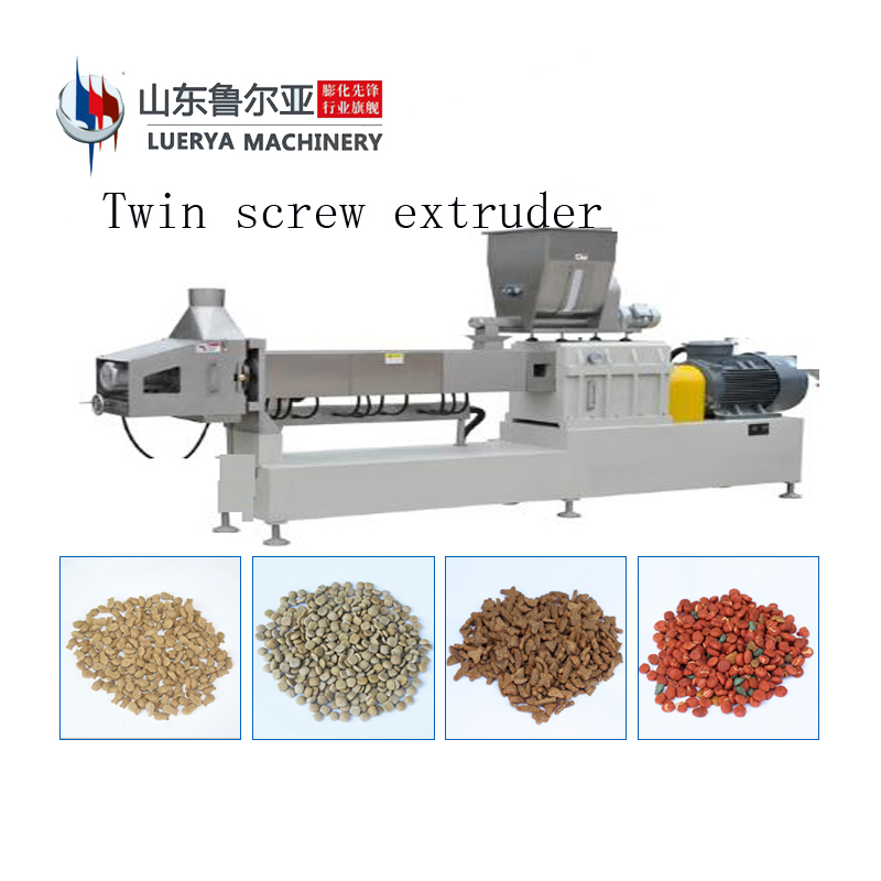 Most Popular extruder to making dog chewing food machine