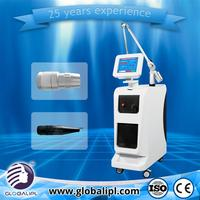 Latest hair removal q switched alexandrite laser medical c e
