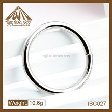 Factory directly supply metal round ring for curtain