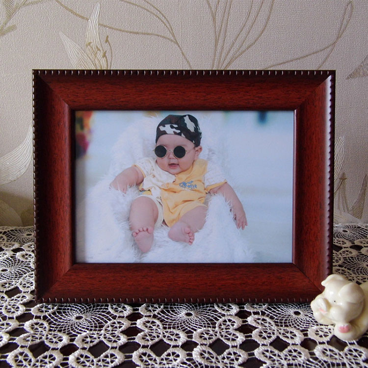 New Born Baby Picture Frame Red Fun Photo Frame 2016