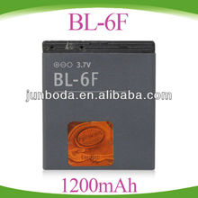 for Nokia BL-6F N78 battery