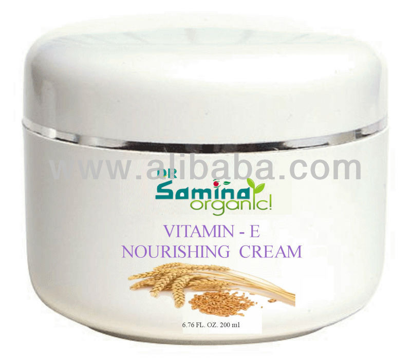 VITAMIN - E NOURISHING CREAM