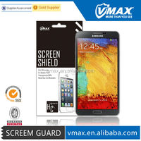 Factory Price For Samsung Galaxy Note 3 N9000 clear screen protector oem/odm (High Clear)