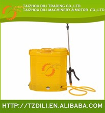 India market Hot sale plastic sprayer tanks