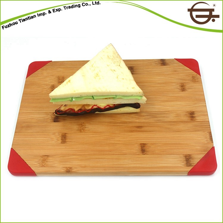 Kitchen Premium 3 Pieces Two-tone Extra Thick Cutting Board