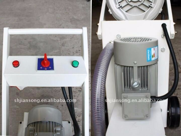 used polishing machine