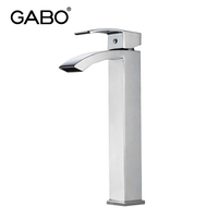 Wholesale Single Hole Water Fall Bathroom Faucets