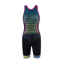 high quality cheap wear custom design colorful comfortable lycra women's triathlon suit