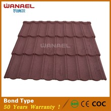 Cheap Building Material Metal Sheet Roof Green Back Heat Resistant Metal Roof Price Philippines