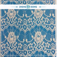 Nylon Custom Wide Fabrics Sample Of Lace For Dresses