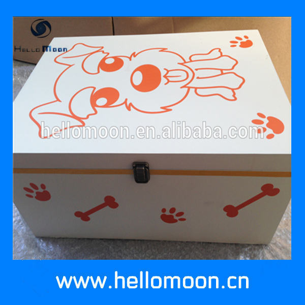 Wholesale Small Wooden Cute Pet Casket