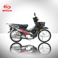 Cheap Chinese EEC/CCC certified 110cc Super Cub bikes/motorcycle/ Pocket bike(WJ110)